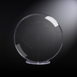 Sphère transparente PMMA (Plexi) Incolore diam 300 mm