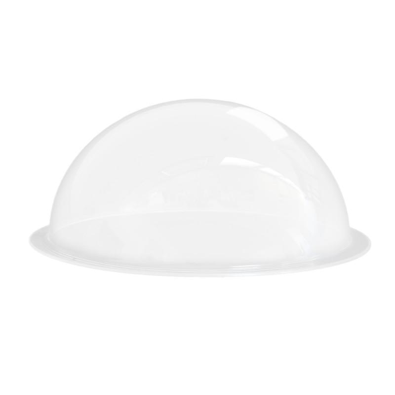 Demi Sphère Plexiglas transparent diam 400 ep 3 mm