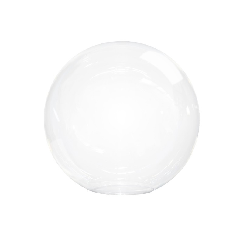 Sphère transparente PMMA (Plexi) Plexiglas Incolore diam 300 mm