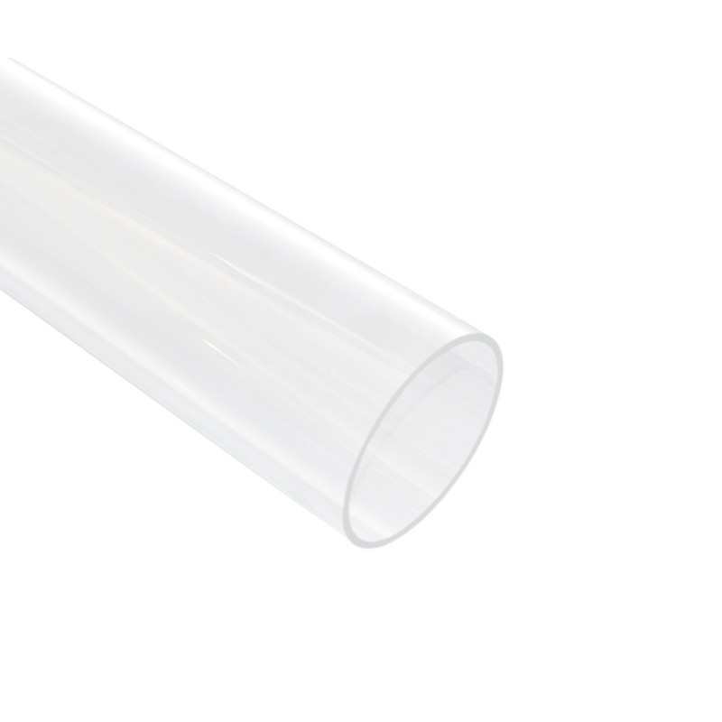 Tube Plexi transparent PMMA XT Incolore Diam 150 ep 3 mm