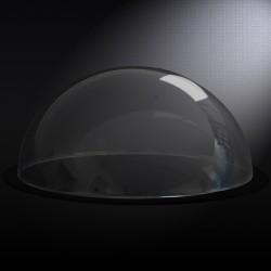 Demi sphere PMMA (Plexi) Incolore diam 200 mm 2