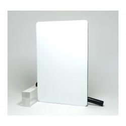 Panneau composite Dibond Blanc ep 3 mm